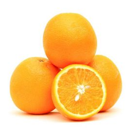 Orange - Imported - 4pcs