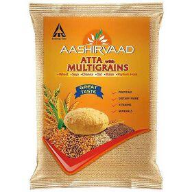 Aashirwaad Multigrain Aata - 5Kg