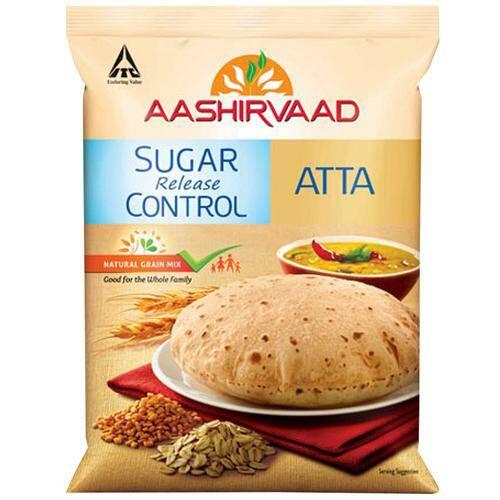 Aashirvaad Atta - Sugar Release Control - 5Kg