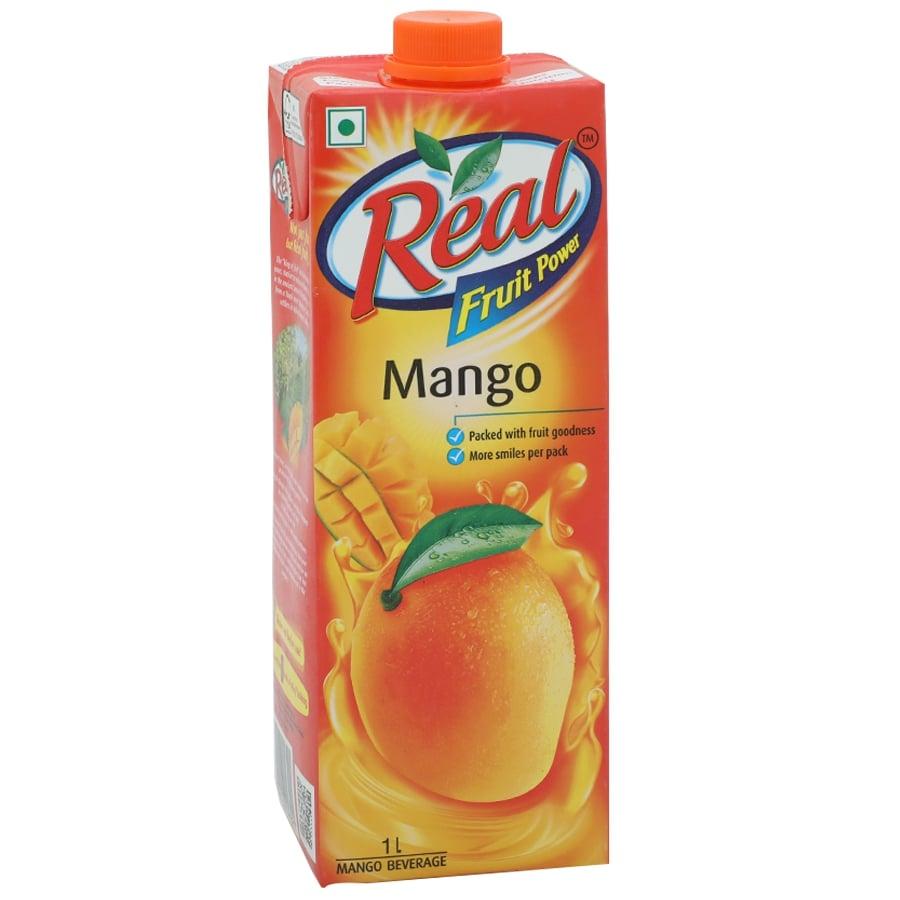 Real Juice - Fruit Power, Mango