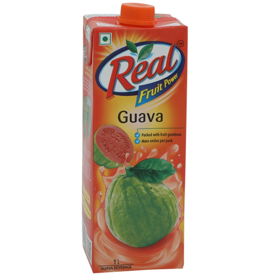 Real Fruit Power Juice - Guava