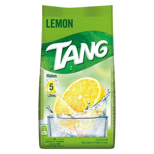 Tang Instant Drink Mix - Lemon 100Gm
