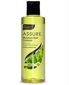 Assure moisture rich shampoo (200ML)