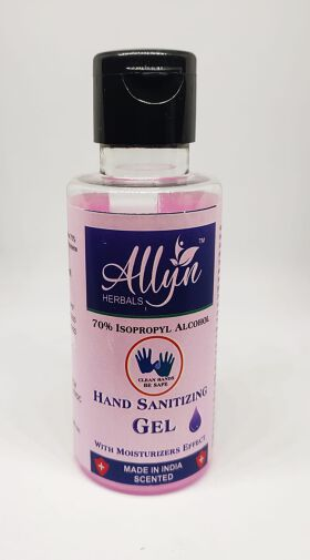 Allyn hand sanitizer 70% alcohol based (500ml)