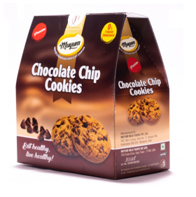 Muyum Chocolate Chip Cookies 100g