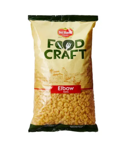 DEL MONTE FOOD CRAFT PASTA- ELBOW 500 G