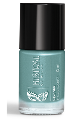 MOM* NEW GEN NAIL LACQUER ICY BLUE 057 FI010111