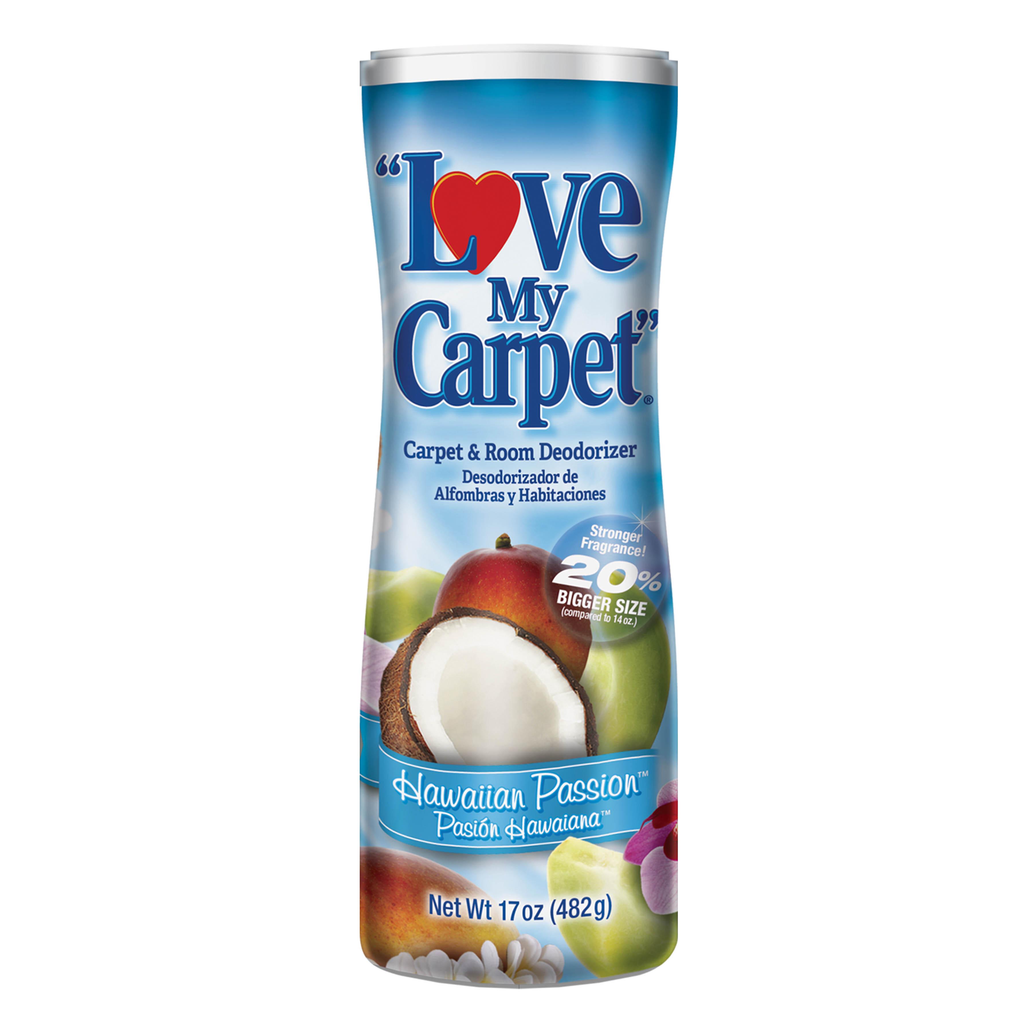 Love My Carpet, Hawaiian Passion