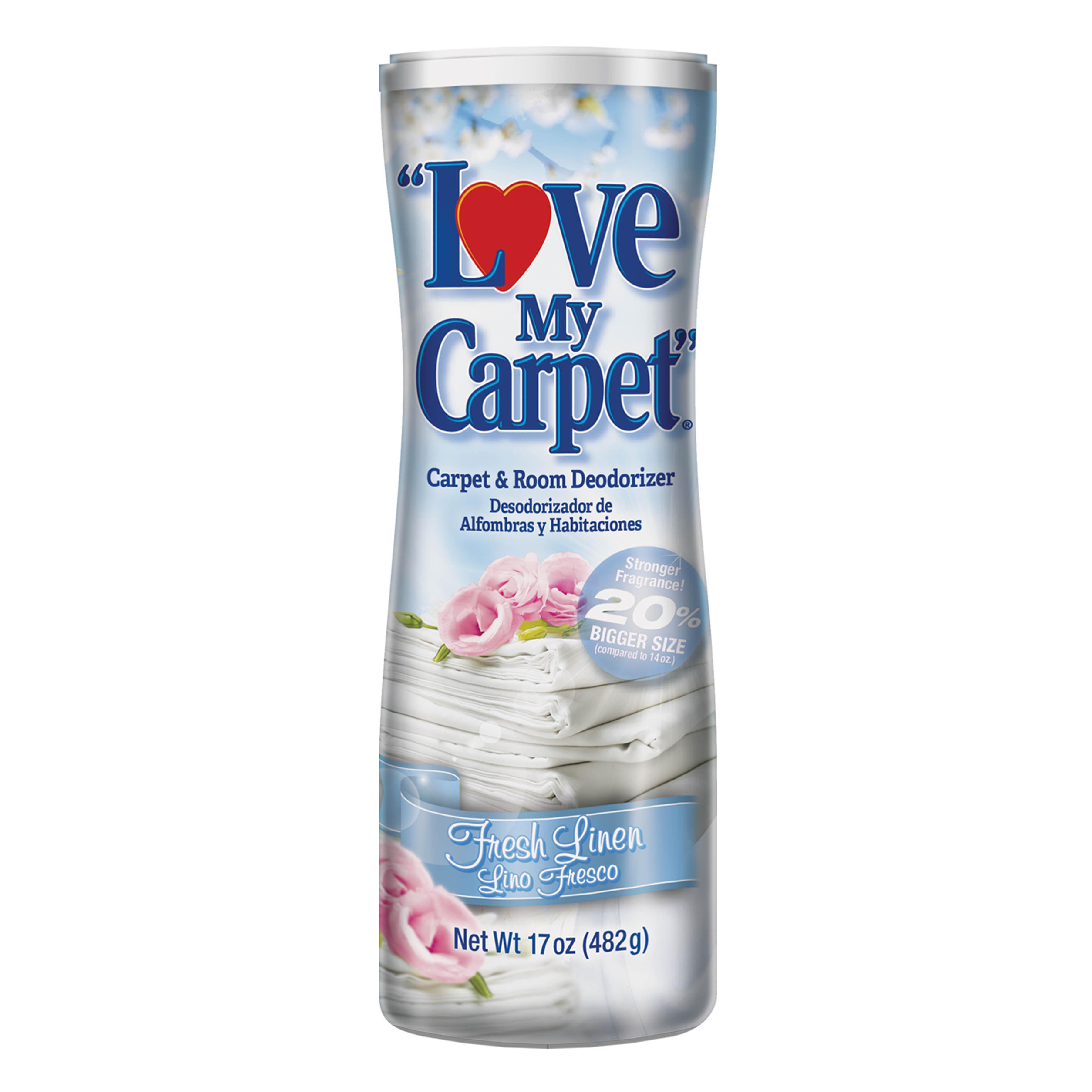 Love My Carpet, Fresh Linen