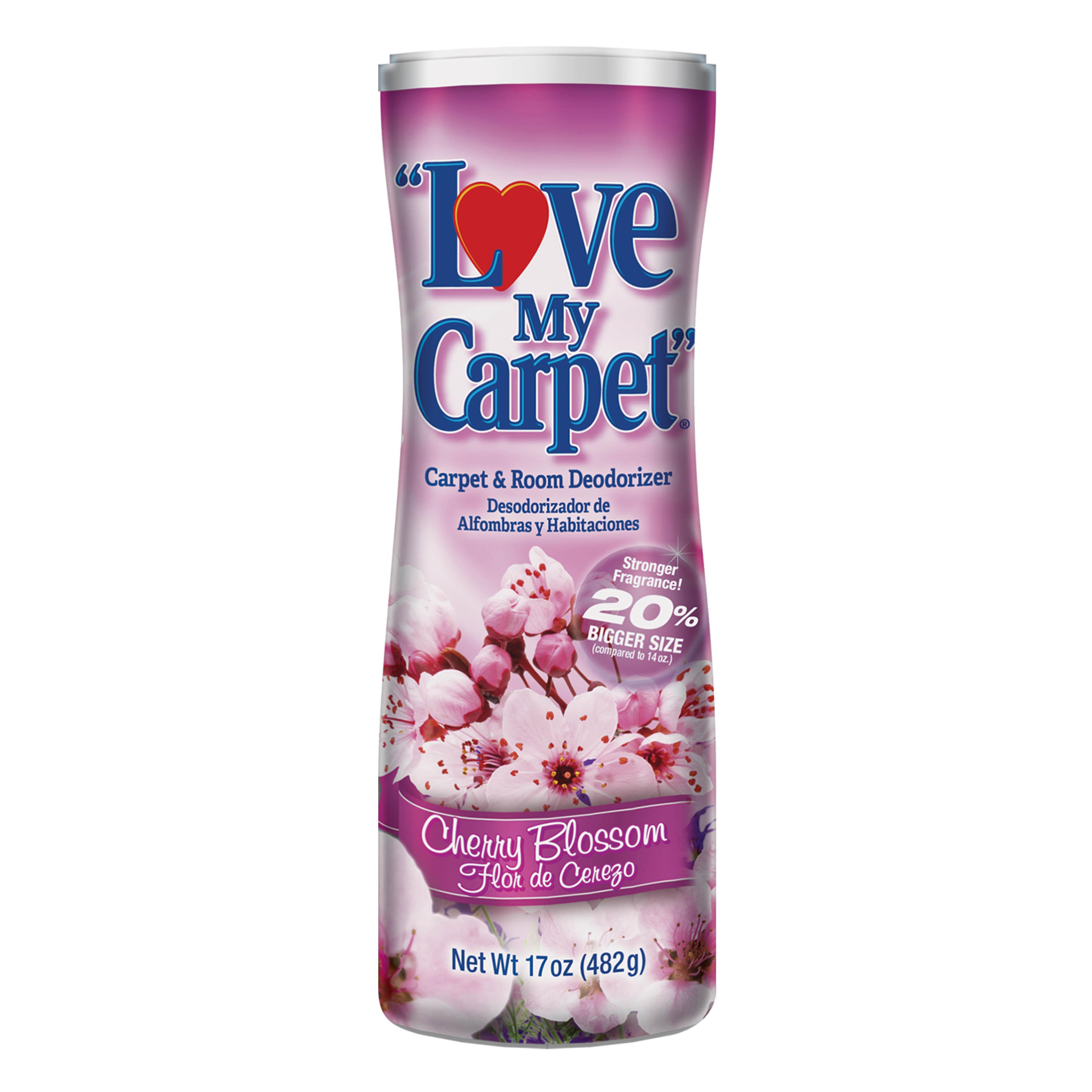 Love My Carpet, Cherry Blossom