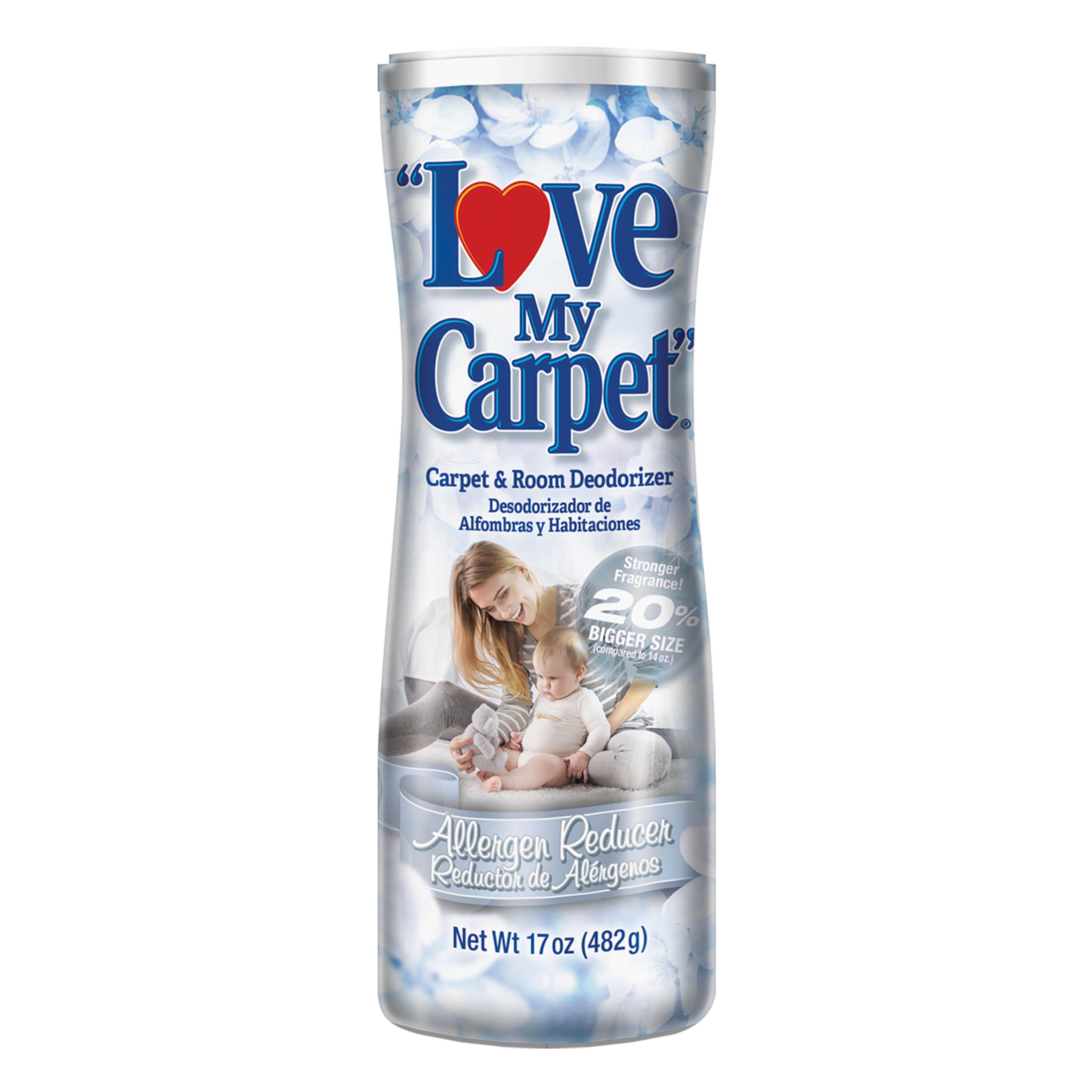 Love My Carpet, Allergen Reducer