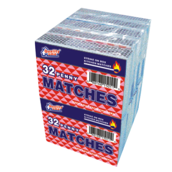 Matches 32CT 10PK