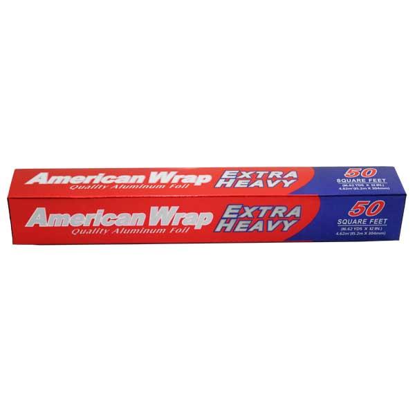 American Wrap Foil 50 SQ. FT.