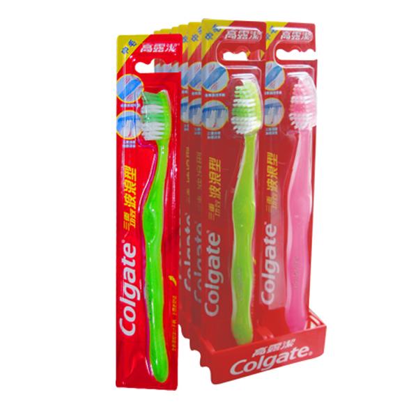 Colgate Toothbrush Wave Medium