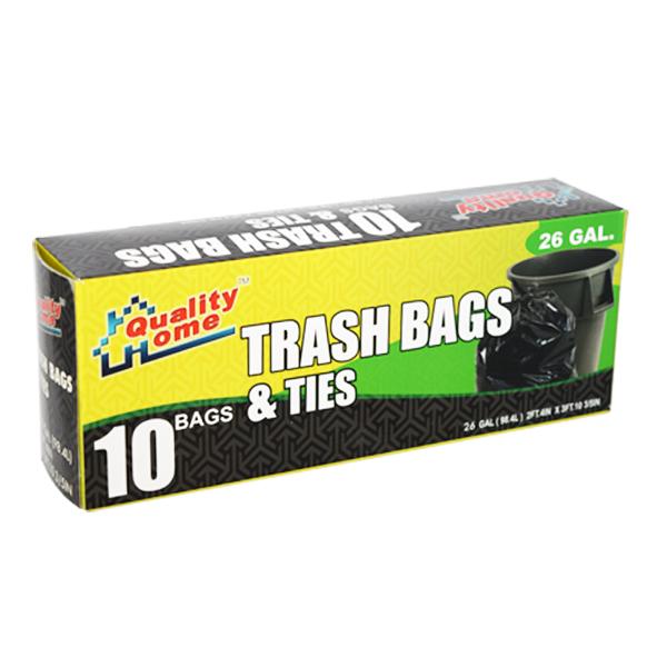 Garbage Bag Box 26G 10CT