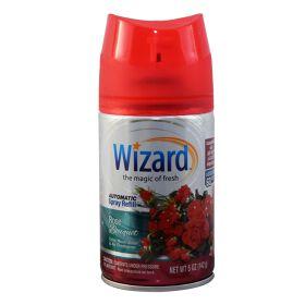 Wizard 5 oz. Automatic Spray Refills, Rose Bouquet