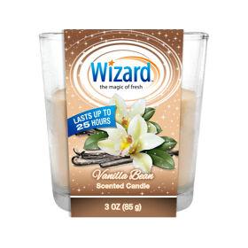 Wizard Candles 3oz Vanilla Bean