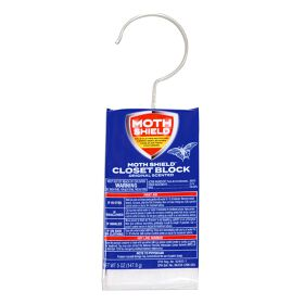 Moth Shield Closet Deodorizer 5oz Regular