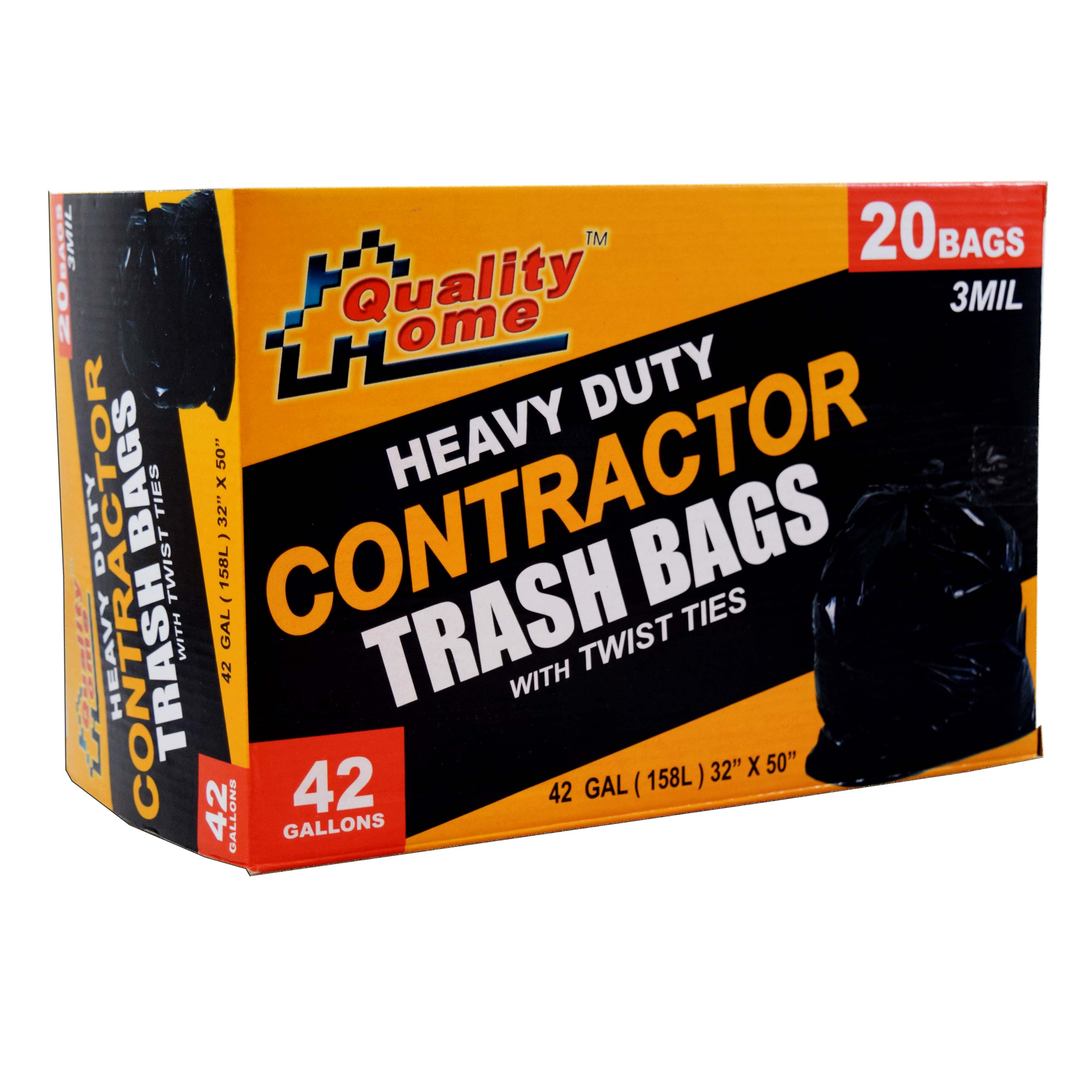 Contractor Bag 42G 20CT In Box