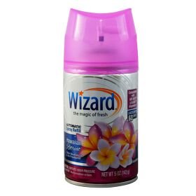 Wizard 5 oz. Automatic Spray Refills, Hawaiian Retreat