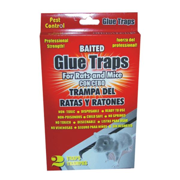 Pest Control Glue Trap 2PK