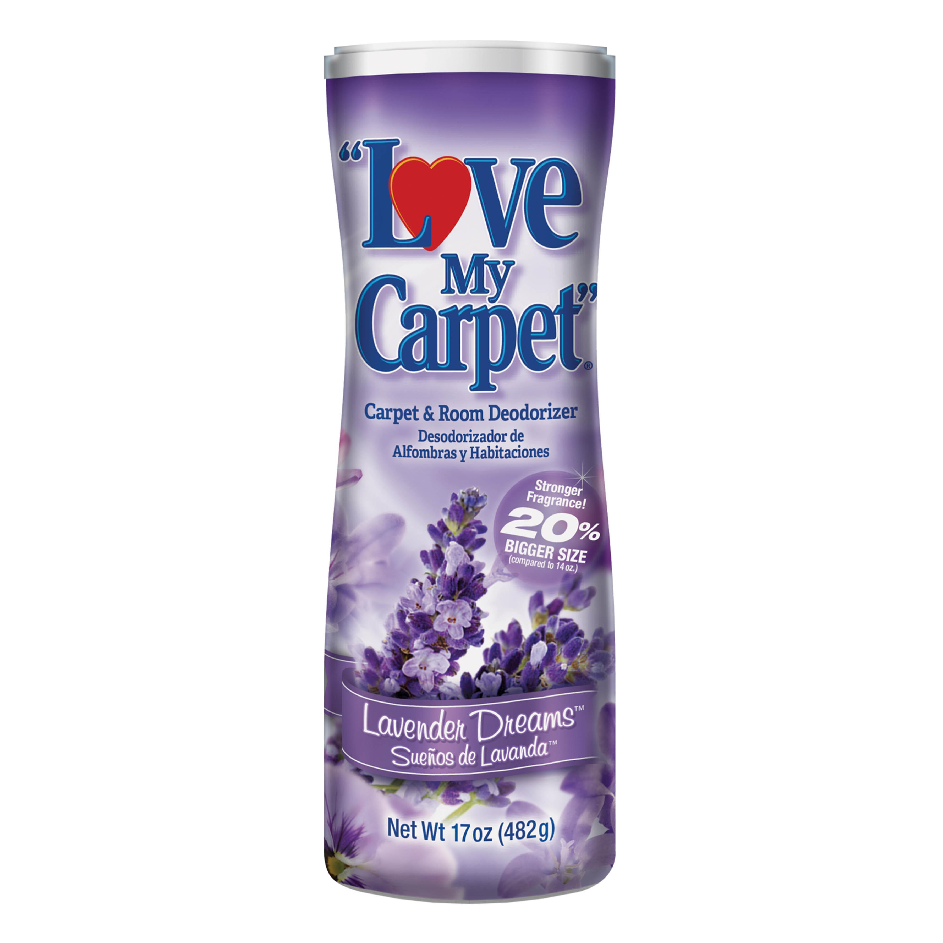 Love My Carpet, Lavender Dreams