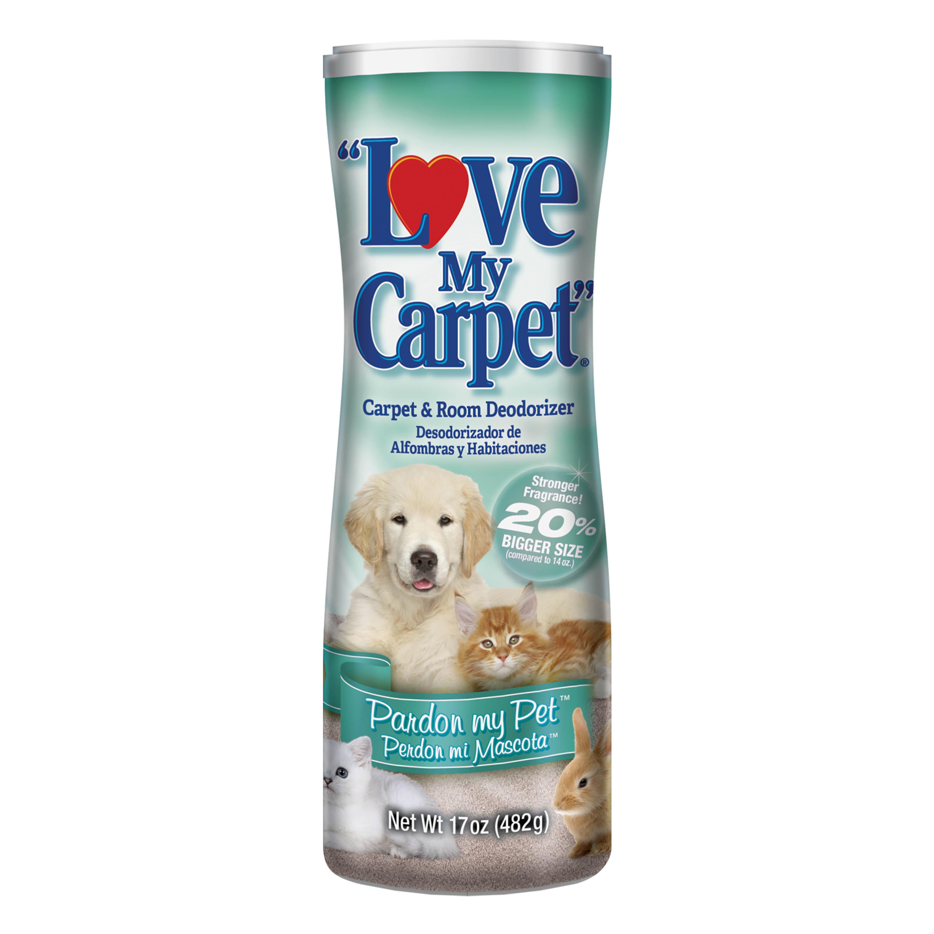 Love My Carpet, Pardon My Pet
